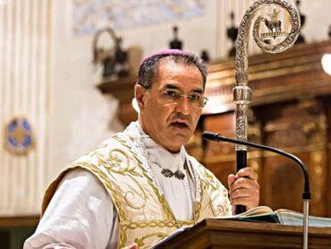 7 luglio: tredicesimo anniversario dell'ordinazione episcopale del Vescovo di Ragusa, monsignor Carmelo Cuttitta