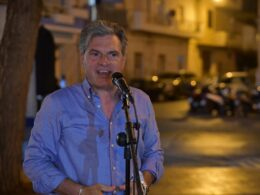 Piero Gurrieri e il Movimento 5 Stelle di Vittoria hanno presentato la candidatura a Sindaco di Vittoria
