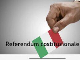 Referendum costituzionale confermativo del 20 e 21 settembre 2020