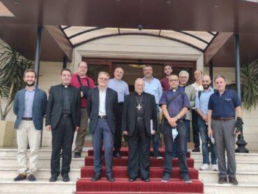 Renato Meli  coordinatore dell'Osservatorio sociopolitico della Conferenza episcopale siciliana
