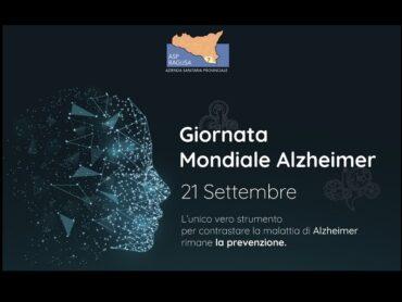 Ventunesima Giornata Mondiale dell'Alzheimer