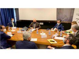 Incontro tra Regione Siciliana, IRFIS FinSicilia e Cassa Depositi e Presititi Venture Capital