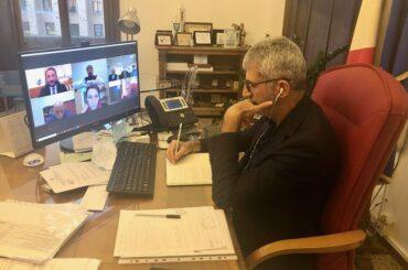 Cose di casa nostra, solo il Sindaco di Ragusa fornisce notizie sulla videoconferenza fra l'assessore alla sanità e i sindaci della provincia