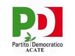 Avvicendamento alla segreteria del circolo del Partito Democratico di Acate