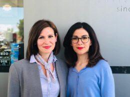 Stefania Campo e Marialucia Lorefice a sostegno dei ristoratori