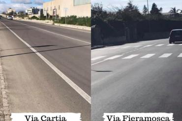 """Manutenzione stradale a Ragusa, Calabrese (PD): """"Carente la segnaletica orizzontale"""""""