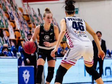 Ragusa conquista la nona vittoria consecutiva, in terra di Sardegna, battendo Sassari per 88-54