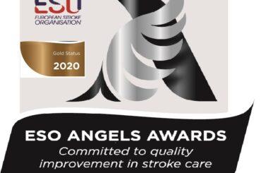 """Premio Europeo all'ospedale """"GUZZARDI"""" di Vittoria quale referente Team Stroke Unit"""