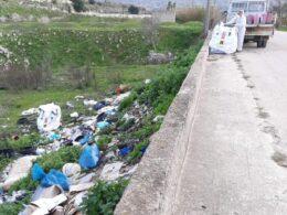 Interventi di bonifica rifiuti del Libero Consorzio dei Comuni di Ragusa