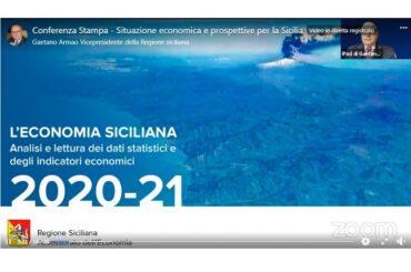 Assessorato Regionale dell'Economia: presentati i dati aggiornati sulla situazione economica della Sicilia