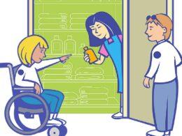 Un percorso speciale per persone con disabilità nelle strutture ospedaliere dell'ASP Ragusa