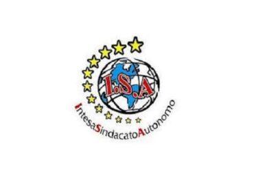 Il sindacato ISA sostiene l'on.le Dipasquale nella battaglia contro il deposito di scorie radioattive in Sicilia