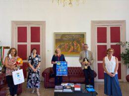"""Si inaugura al Castello di Donnafugata un """"Baby Pit Stop UNICEF"""""""
