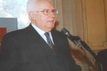 È venuto a mancare Vittorio Aliquò, decano della magistratura palermitana, padre del Direttore Generale dell'ASP di Ragusa