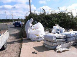 Continua la raccolta e lo smaltimento dei rifiuti pericolosi in provincia
