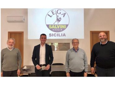 Vincenzo Vinciullo e Leandro Impelluso guideranno la Lega in provincia di Siracusa