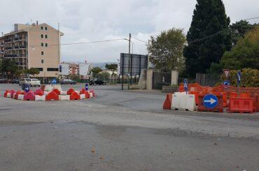Provvedimenti viabilistici per i lavori di realizzazione della rotatoria tra via G. Di Vittorio e via Epicarmo