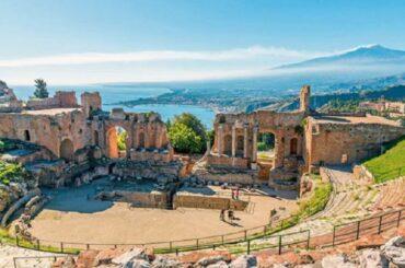"""Taormina, riapre il Teatro Antico, Samonà: """"cultura è potente fattore di attrazione"""""""