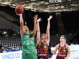 La Passalacqua Ragusa lascia a Bologna il titolo di Coppa Italia