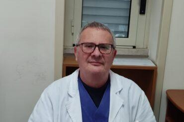 Sebastiano Tiralongo Primario di Rianimazione al 'Guzzardi' di Vittoria
