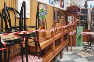 Crescono le proteste dei ristoratori ma mancano iniziative forti