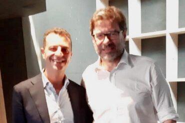 Nino Minardo ringrazia il Ministro dello Sviluppo Economico Giancarlo Giorgetti