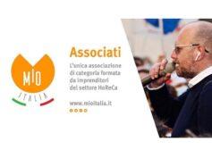 Pubblico attestato del Presidente di MIO Italia, Paolo Bianchini, che ha incontrato Abbate, a Modica