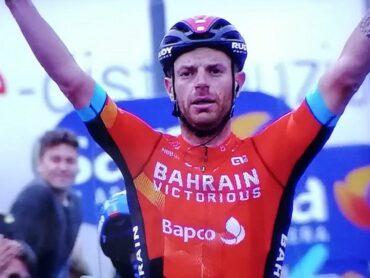 Si può definire trionfo quello di Damiano Caruso al Giro d'Italia