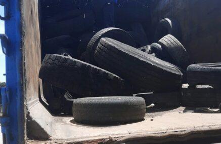 Rimosse 9 tonnellate di rifiuti lungo la rete viaria di Santa Croce Camerina e di Modica