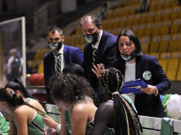 Angela Gianolla lascia Ragusa e l'incarico di assistant coach nella Passalacqua