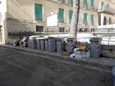 Modifiche al sistema di raccolta dell'indifferenziato su Marina di Ragusa