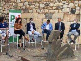 Intense giornate del PD siciliano che hanno visto la presenza dell'on.le Nello Dipasquale