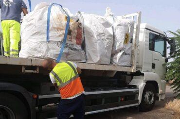 Altre 15 tonnellate di rifiuti pericolosi rimosse dalle strade ragusane
