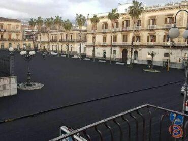 Il segretario regionale della Lega, Minardo fa pesare l'intervento a Roma per la rimozione della cenere vulcanica