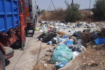 Proseguono in piena estate la rimozione e lo smaltimento di rifiuti abbandonati