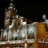 Breve cerimonia per l'accensione dell'impianto di illuminazione artistica della Cattedrale di Ragusa