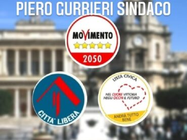 Vittoria: Coalizione Gurrieri Sindaco, depositate al Comune candidatura e 3 Liste