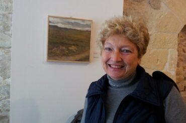 Personale di Clara Calì all'auditorium San Vincenzo Ferreri di Ragusa Ibla