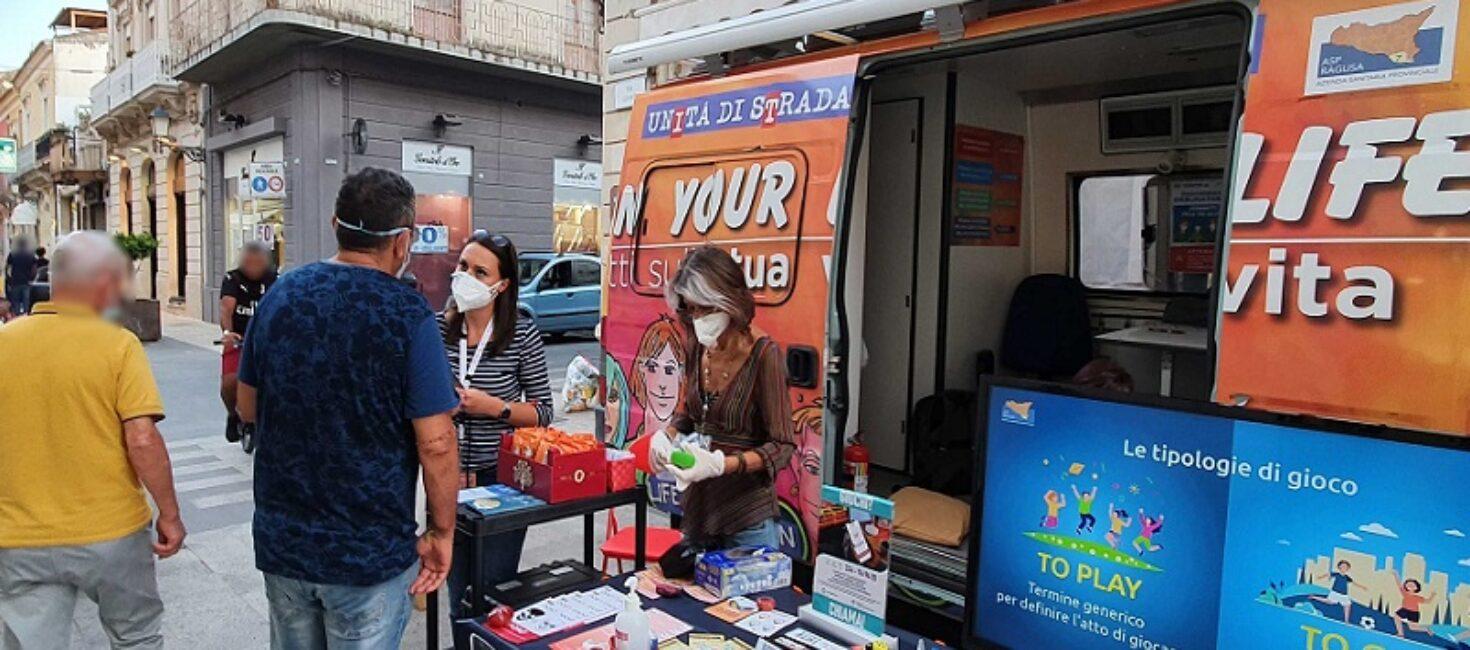 """Parte la campagna vaccinale """"on the road"""", prima tappa Acate"""