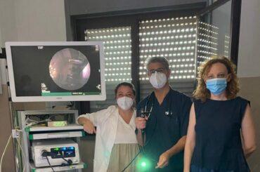 Nuovo servizio di broncoscopia dell'ASP di Ragusa