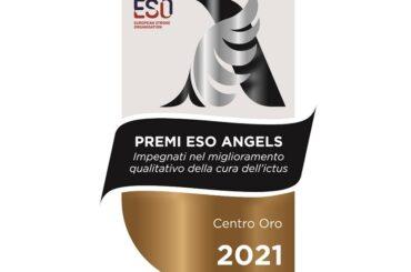 Stroke unit dell'ospedale Guzzardi riconfermato centro ORO   – programma ESO-Angels Awards