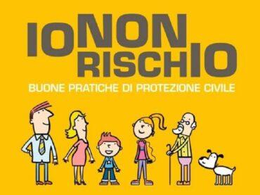 """Il Comune di Ragusa aderisce con i suoi volontari della Protezione Civile alla Campagna nazionale """"Io non rischio"""""""