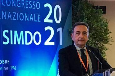 Il dott. Raffaele Schembari eletto Consigliere Nazionale della SIMDO