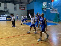 Virtus Kleb vittoriosa anche in serie C contro l'Amatori Basket Messina